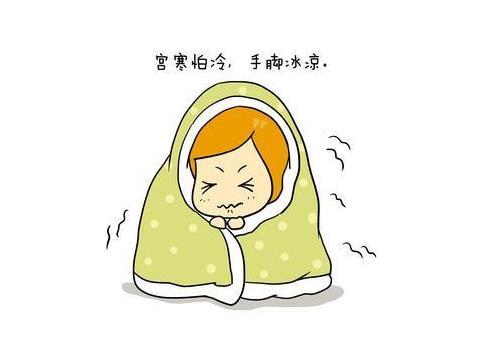 宫寒湿气重的女人怎么调理比较快_藏后耳疗